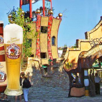 Brauereibesichtigung Kuchlbauer - Samstag 07.04.2018