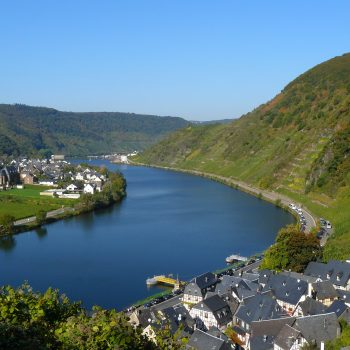 Mosel - Trier - Luxemburg - 08.07. - 12.07.2018