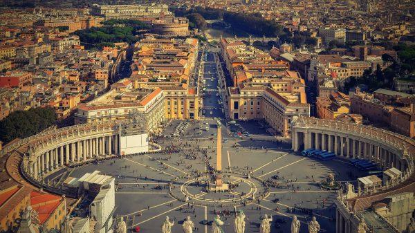 Kunstreise ins antike Rom + nach Assisi – 19.05. – 26.05.2018