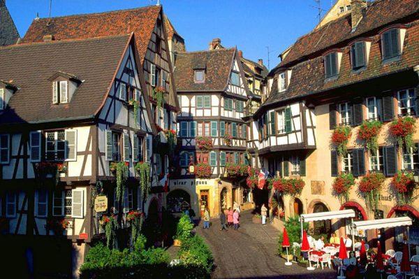 Straßburg/Elsass – 12.07. – 16.07.2019