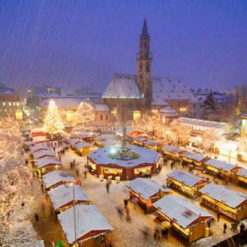Fahrt nach Bozen zum Christkindlmarkt – Samstag 09.12.2017